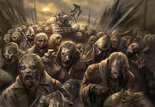 армия зомби скачать торрент - фото 3