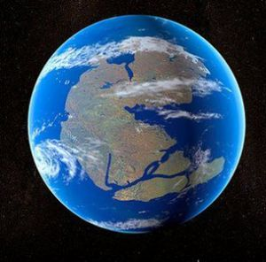 1344604408 1339253143  58389582 e4020117-earth at time of pangea-spl 3