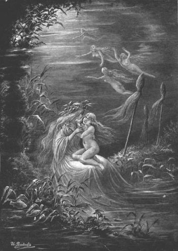Rusalka and her daughter